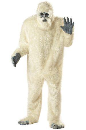 Verschrikkelijke Sneeuwman pak