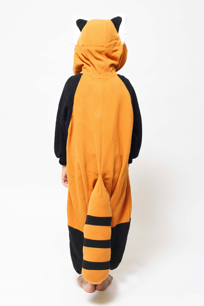Panda Kigurumi Firefox Red Panda Kids Onesie Kigurumi Shop Buy Your Firefox Red Panda Kids Onesie Now Partyinyouranimalcom