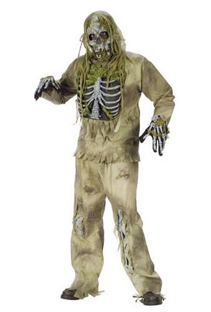 Halloween Pak.Zombie Pak Kostuum Skelet Halloween