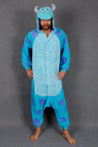 Sulley Monsters Inc. onesie